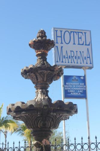 Hotel Marina Topolobampo Photo