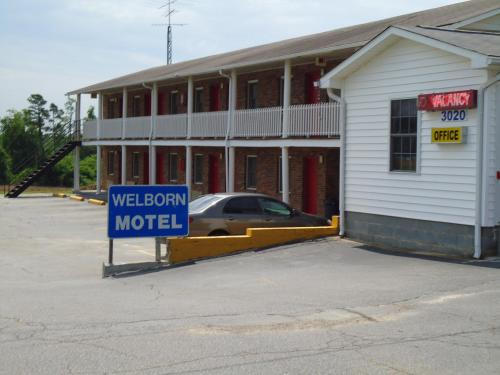 Welborn Motel - Hamptonville
