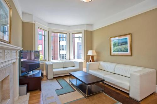 3 Bedroom Fisherman's Wharf Flat by Ghiardelli Square 886