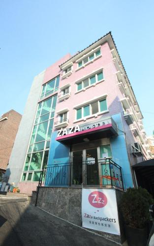 Hotel Zaza Backpackers hostel