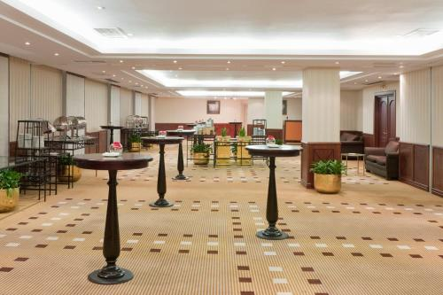 Moscow Marriott Grand Hotel photo 39