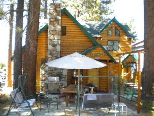 3663 Forest Log Three-Bedroom Cabin - Lake Tahoe, CA 96150