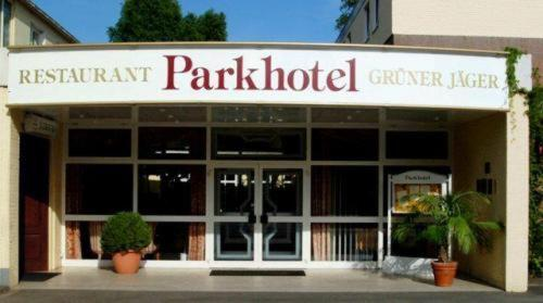 Parkhotel Grner Jger