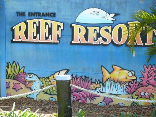 The Entrance Reef Resort