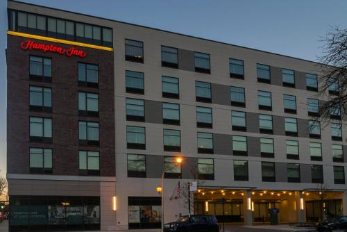 Hampton Inn Chicago North-Loyola Station, Il Photo