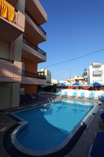 Daisy Hotel Apartments - 11, Sotiri Petroula & Kalogeraki str. Greece