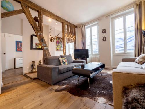 Cosy flat rue Montorgueil photo 3