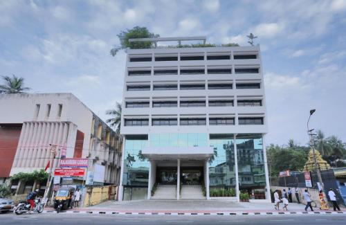 Hotel OYO Rooms Trivandrum Central Thampanoor(TVM027)