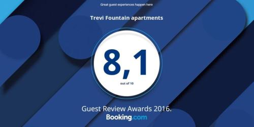 Hotel Trevi Fountain Apartments