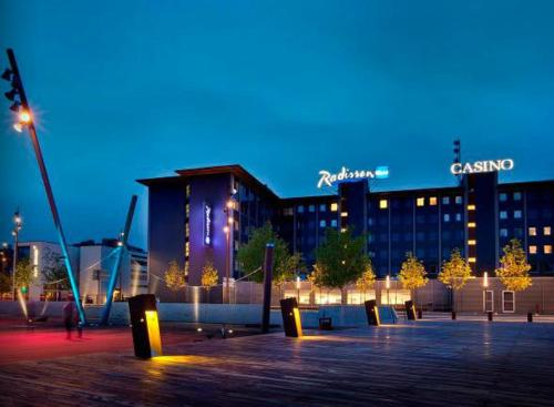 Radisson Blu Limfjord Hotel, Aalborg