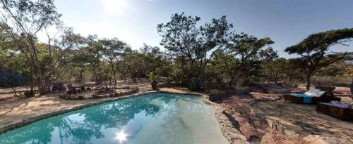 Ama Amanzi Bush Lodge Photo