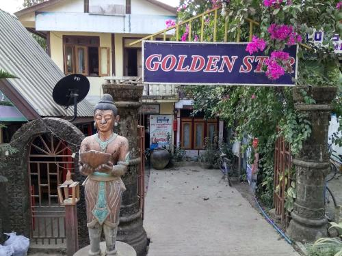 Golden Star Guest House, Mrauk-oo