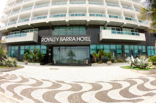 Royalty Barra Hotel Photo