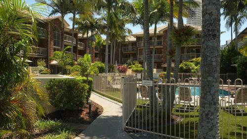 Oceanside Cove Holiday Apartment