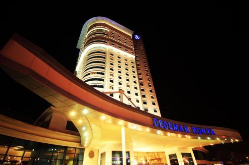 Konya Dedeman Konya Hotel Convention Center tatil