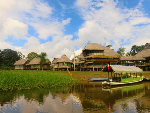 Libertad Jungle Lodge, Yucuruche