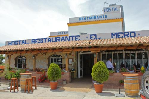 Hostal Restaurante El Mero Los Ca&ntilde;os de Meca