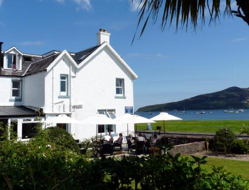 Photo of Glenisle Hotel Hotel Bed and Breakfast Accommodation in Lamlash North Ayrshire