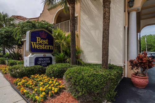Best Western Spanish Quarter Inn Photo