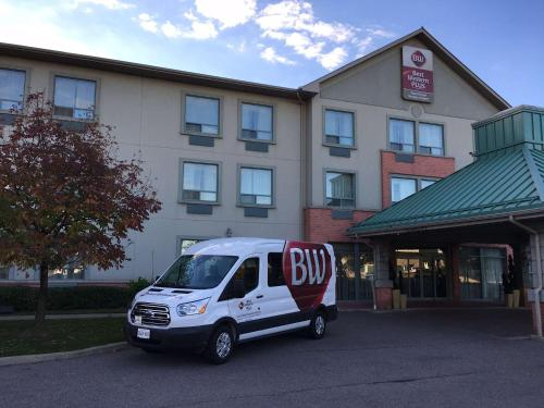 Best Western Plus Travel Hotel Toronto Airport Photo