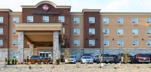 Best Western Plus Kindersley Hotel Photo
