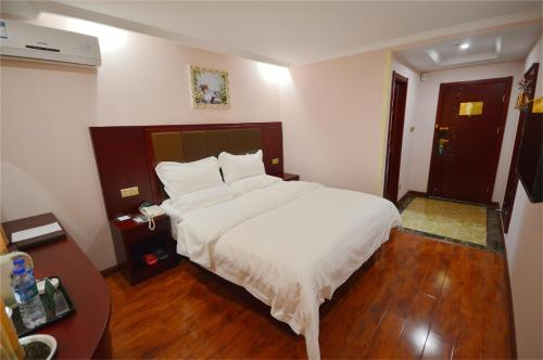GreenTree Inn Beijing Chaoyang Shilihe Antique City Express Hotel impression
