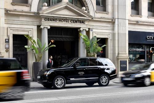 Grand Hotel Central - Small Luxury Hotels of the World photo 54