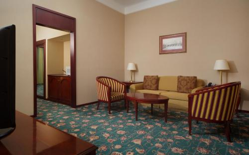 Moscow Marriott Tverskaya Hotel photo 10