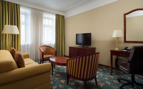 Moscow Marriott Tverskaya Hotel photo 18