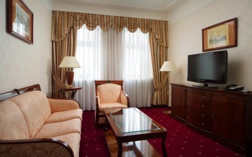 Moscow Marriott Tverskaya Hotel photo 24