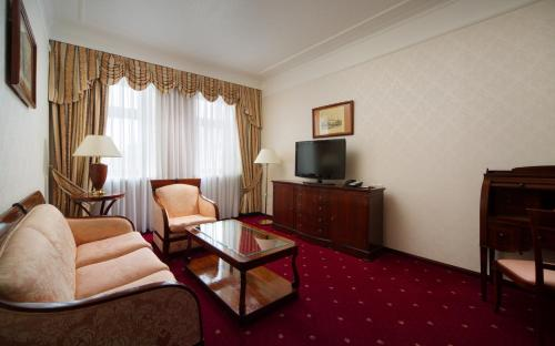 Moscow Marriott Tverskaya Hotel photo 27
