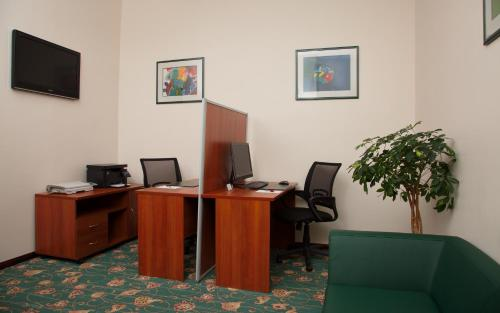 Moscow Marriott Tverskaya Hotel photo 29