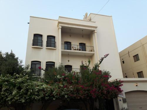 The flat with the homely feel, Manama