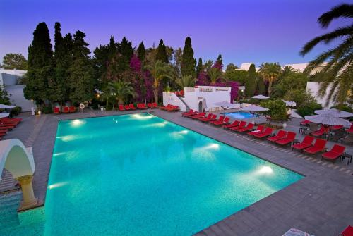 The Orangers Beach Resort and Bungalows, Hammamet