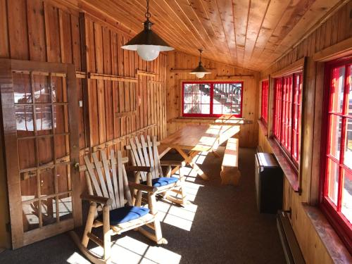 mexico bears river cabins lodging red lodge new