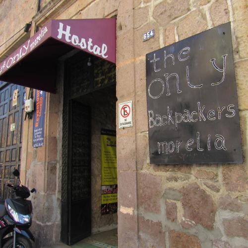 Hotel The Only Backpackers Morelia