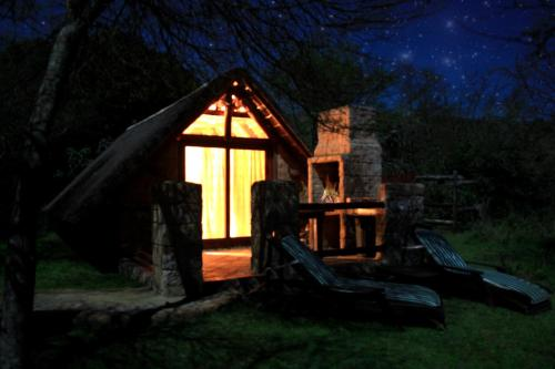 Nyaru Game Lodge Photo