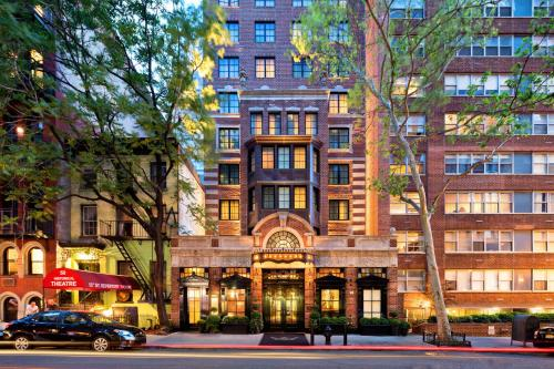 Walker Hotel Greenwich Village Photo