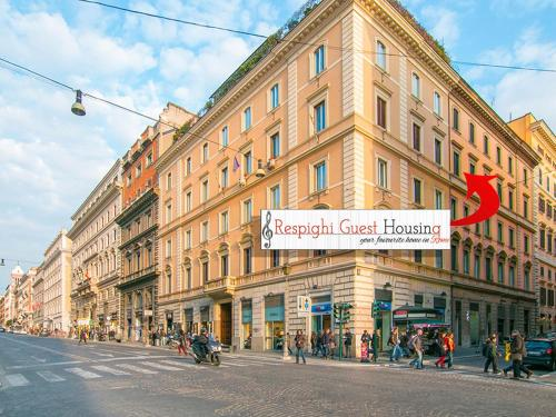 Hotel Holiday Rental Monti Area