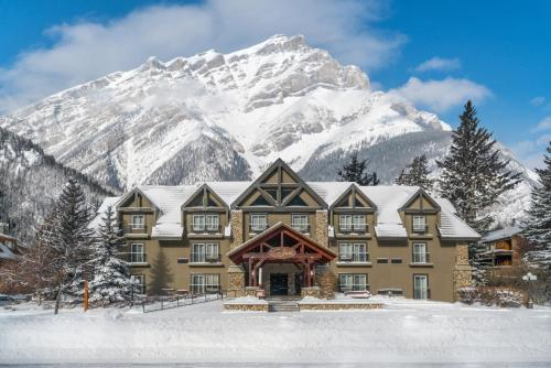 Banff Inn Photo