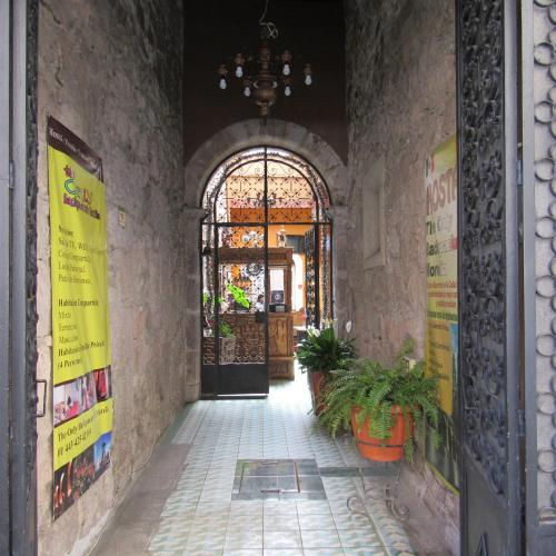 The Only Backpackers Morelia Photo