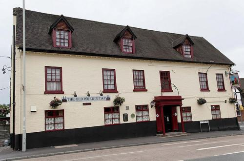 Cock Hotel,Telford