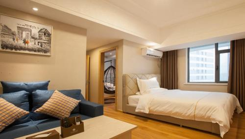 Hotel Yishang International Hotel Apartment(Yiwu Wanda Square)