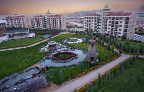 Gazligol Grand Ozgul Thermal Holiday Village indirim