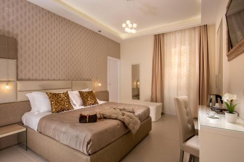 Hotel Borgognona Rooms