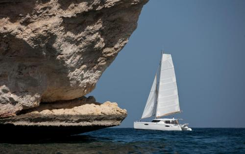 Fountaine Pajot Catamaran, Muscat