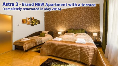 Astra 3 - Large Apartment with Terrace photo 19