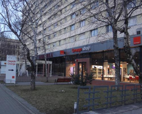 Hotel Dacia Apartments