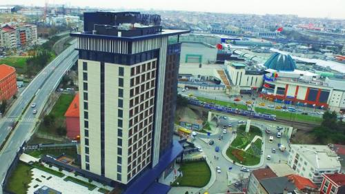 İstanbul Wish More Hotel Istanbul map