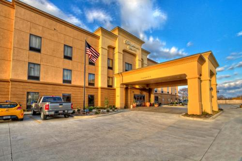 Hampton Inn Clarksdale, Ms in Clarksdale